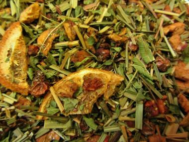 Vanille Lemongras Tee
