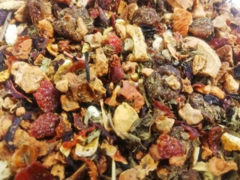 Granatapfel-ägyptische Minze Bio