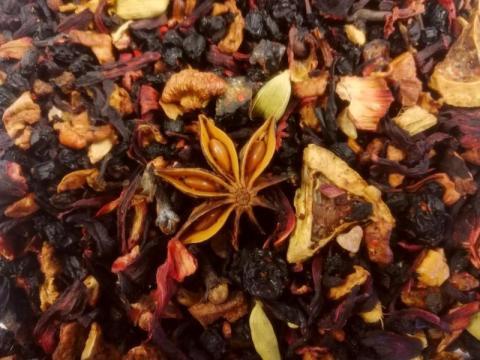 Glühwein-Tee